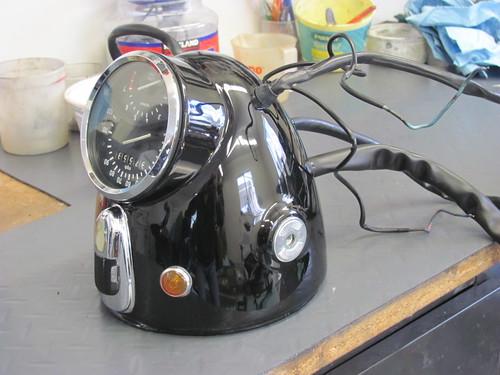 Headlight Paint - Like New