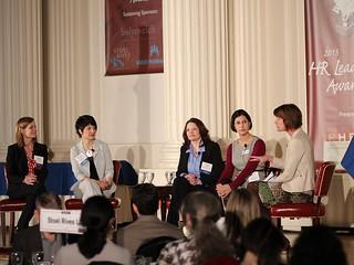 2013 HR Leadership Awards Panel