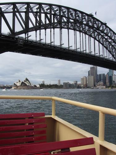bridge from ferry