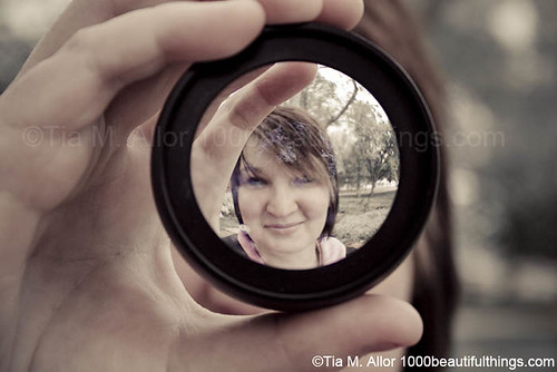 That Double Vision by 1000 Beautiful Things ~ Photography by Tia