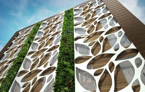 Proyecto Bio Hotel, ejemplo de construcción sostenible
