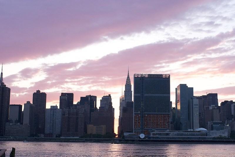 Manhattanhenge July 13