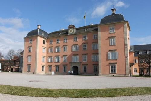 2013.03.09.324 - SCHWETZINGEN - Schwetzinger Schlossgarten - Schloss Schwetzingen