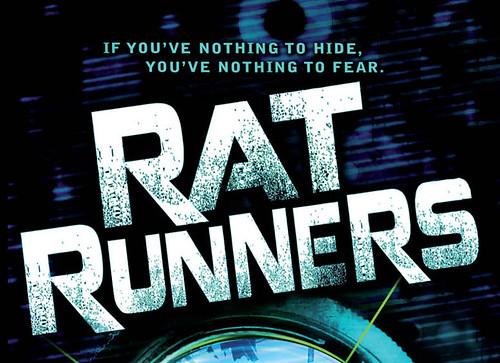 Oisín McGann, Rat Runners