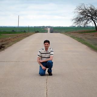 Oklahoma Concrete Route 66
