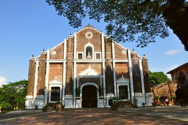 Sta. Monica Church, Sarrat, Ilocos Norte