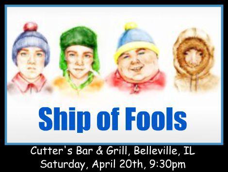 Ship Of Fools 4-20-13