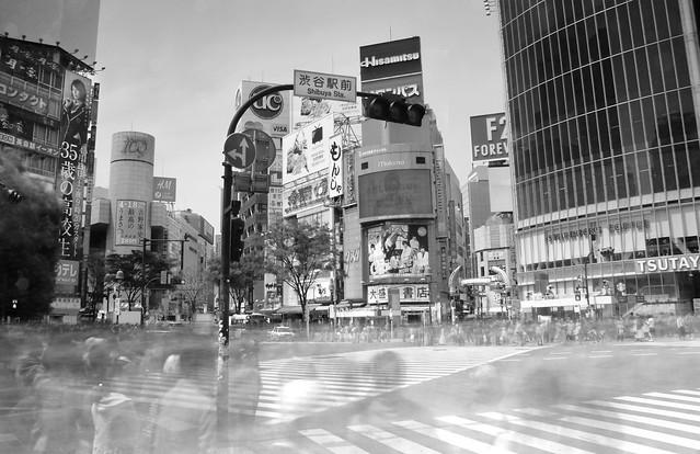 Shibuya Crossing, by Pixelglo Photography