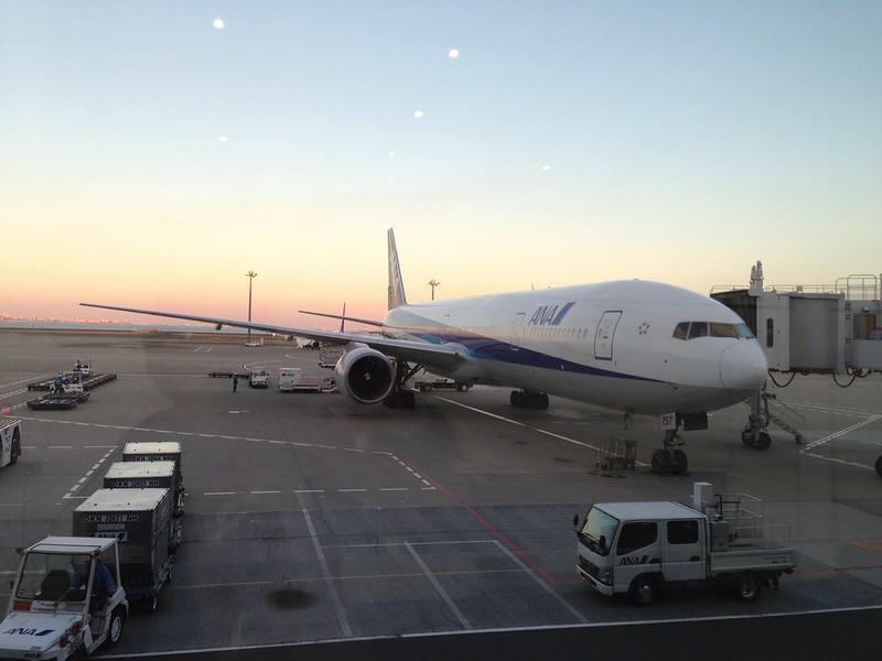 All Nippon Airways Boeing 777-300