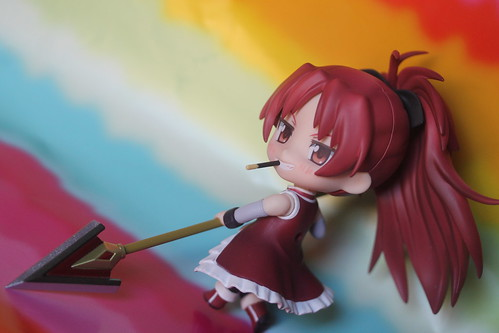 Sakura Kyouko Nendoroid