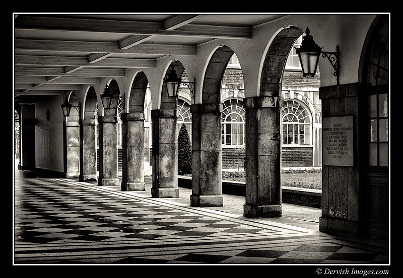 Arches Guy's Hospital London