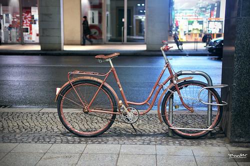 Vélo Oublié by YannGarPhoto.wordpress.com