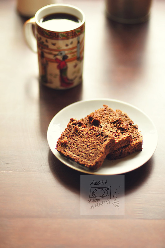Day 36.365 - Chocolate Bread