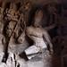 Nataraja sculpture at Elephanta