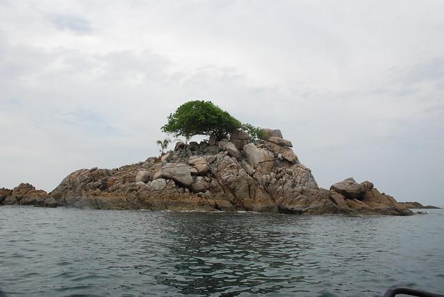 Our dive/snorkel destination