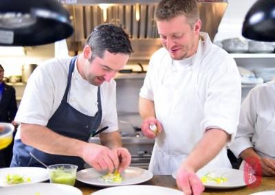 John Shields and Justin Cogley