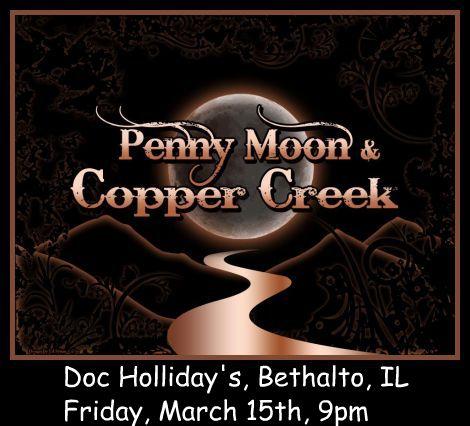 Penny Moon & Copper Creek3-15-13