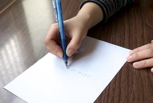 大人でも大丈夫!1ヶ月で正しいペン・鉛筆の持ち方に直す方法