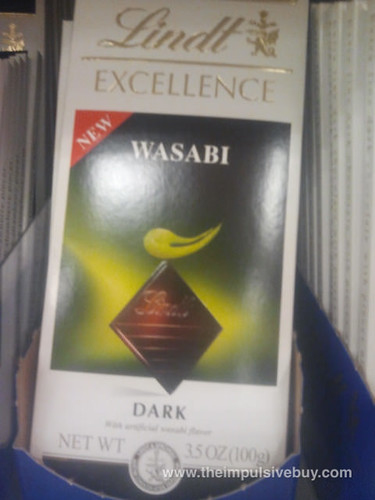 Lindt Excellence Wasabi
