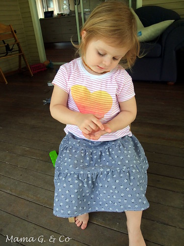 Tiered Skirt (6)