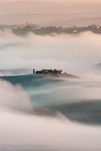 Fog by Massimo Pelagagge