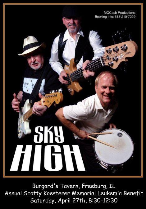 Sky High 4-27-13