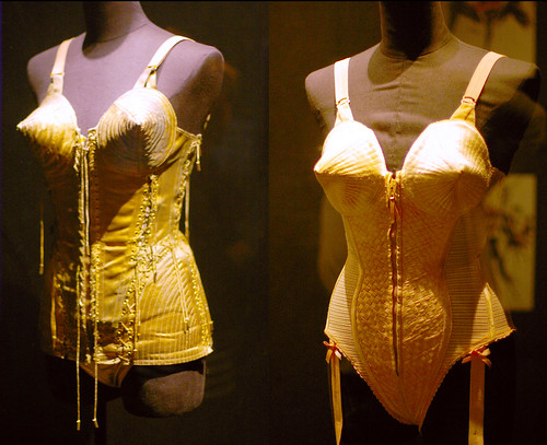 Madonna's corsets