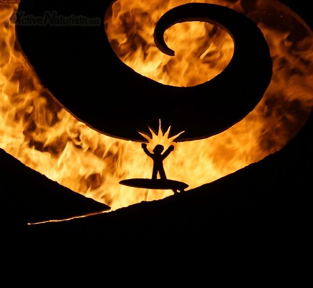 naked 0119 Burning Man 2012, Black Rock City, NV, USA