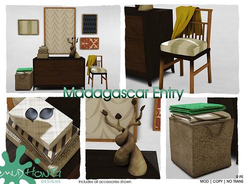 mudhoney madagascar entry