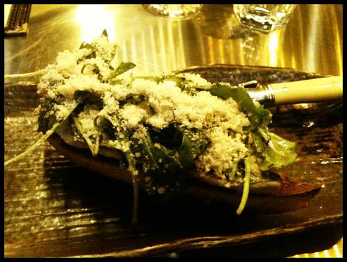 Mackerel Tartine