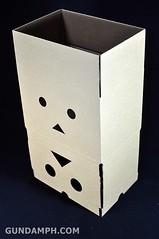 Big Scale Danboard Cardboard Assembling Kit Review (13)