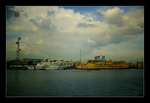 Travel Tidbits: Ocean Jet Ferry Cebu to Tagbilaran