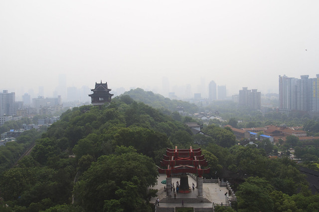 From the Crane Tower - Wuhan