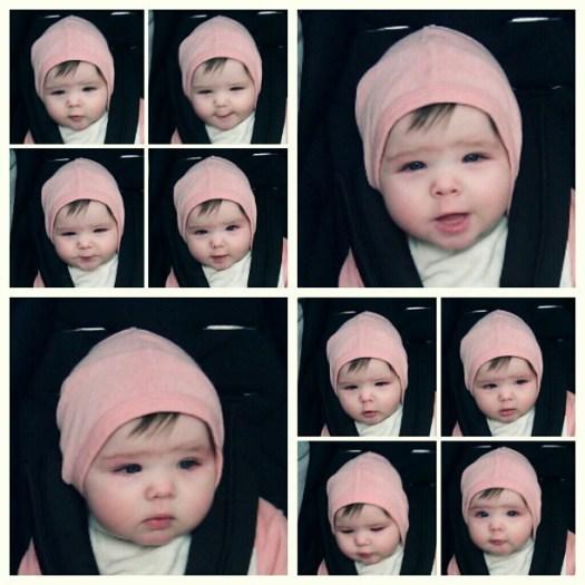 Baaaaaaaaaby faces #tinybuttonsblog
