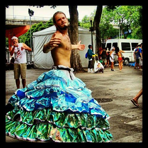 Bloco Cru - Carnaval 2013