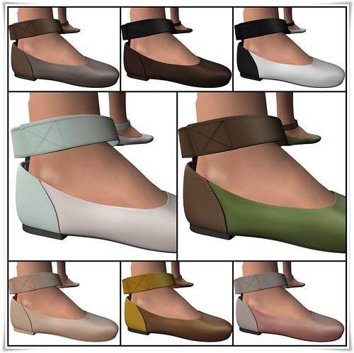 Arden Ballerina Flats