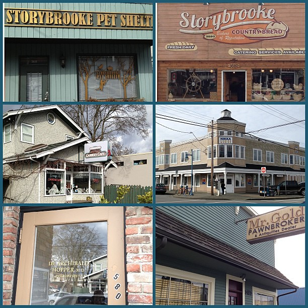 Spent the day in #Storybrooke! Dr. Hopper's office, Granny's, Mr. Gold's pawnshop, the library & the bakery!