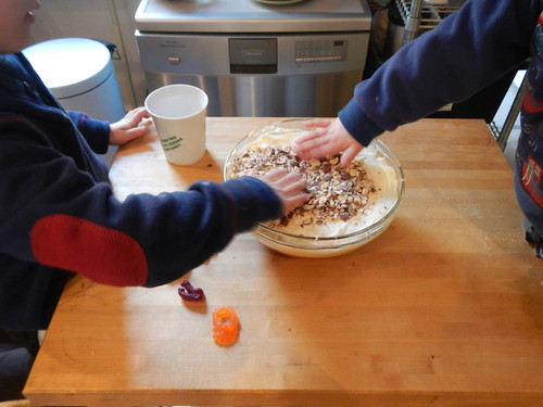 Cooking Day - toppings