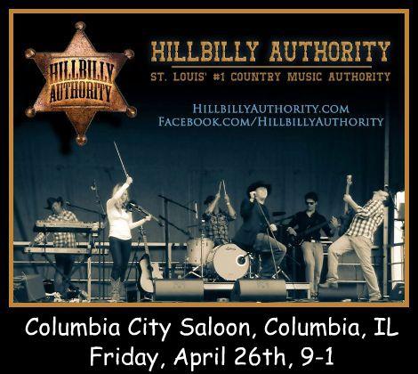 Hillbilly Authority 4-26-13