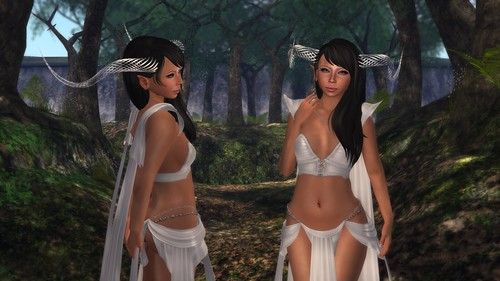 Fantasy Faire: Filum Horns teaser by Sei Minuet / {Lemon Tea} / c( Two Cats )
