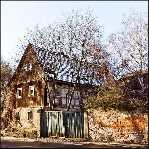Hof in Alttrachau