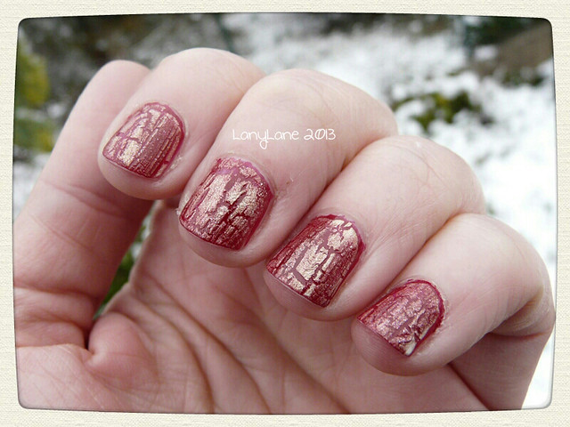 Des ongles qui ont froid ^^
