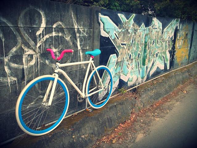 RH+O K3 graffiti