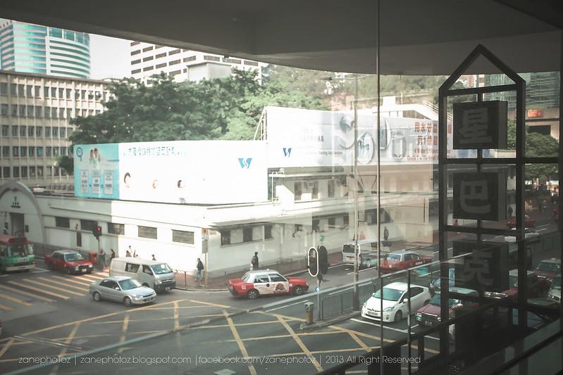 za2travel : 【香港】旺角洗衣街Starbucks