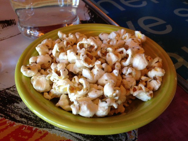 Seasoned popcorn - Grub