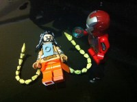 ironman 2 Lego movie moc mark v whiplash - a photo on ...
