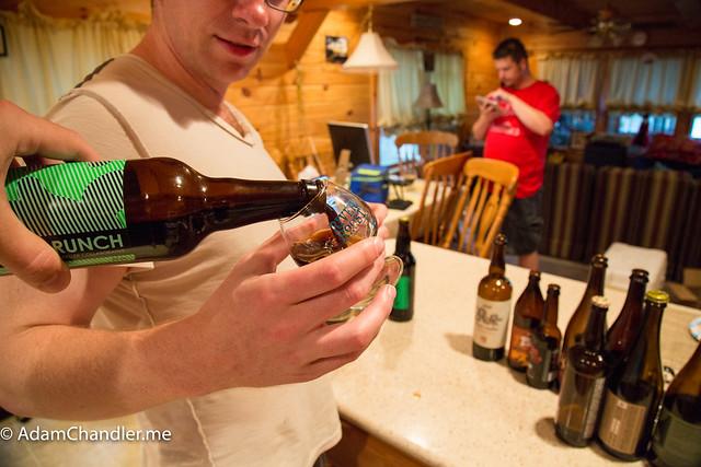 Beer Tasting, 7-23-2016