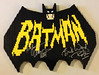 Batman Mosaic Signed!
