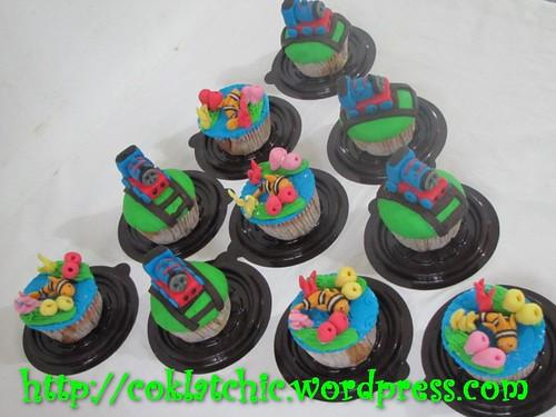 Cupcake Cars dan Cupcake Nemo