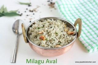 Milagu Aval